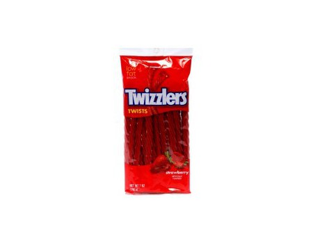Twizzlers Strawberry 198g ( x12 )