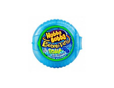 Hubba Bubba Bubble Tape Blue Rasperry ( X12 )