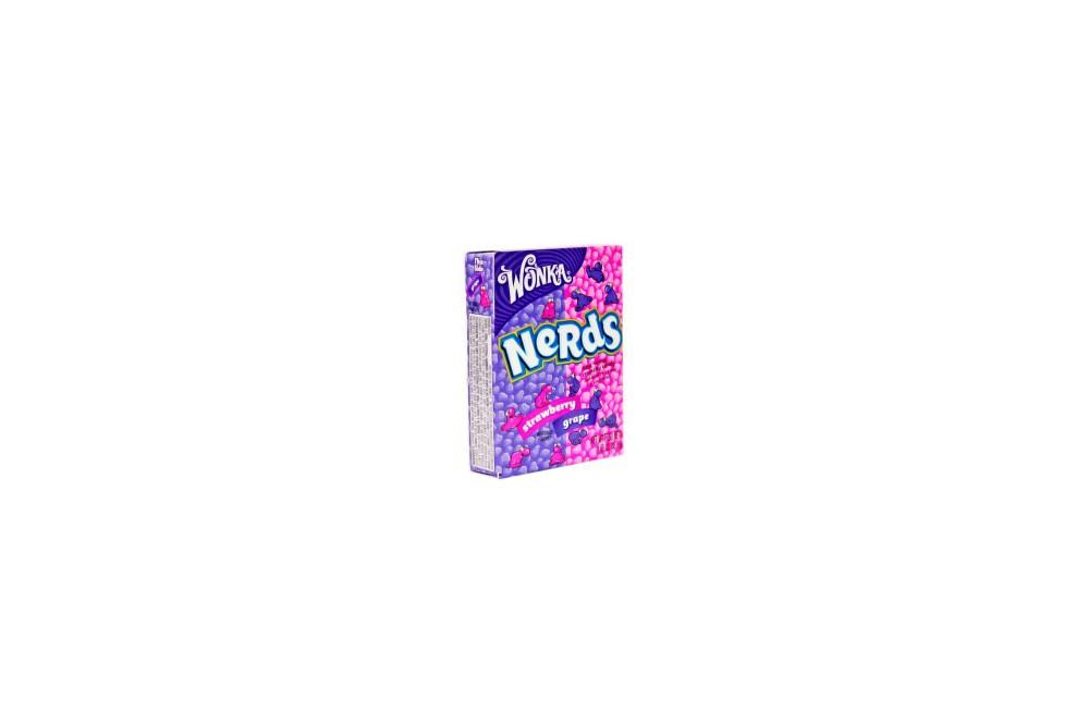 Wonka Nerds Raisins - Fraises