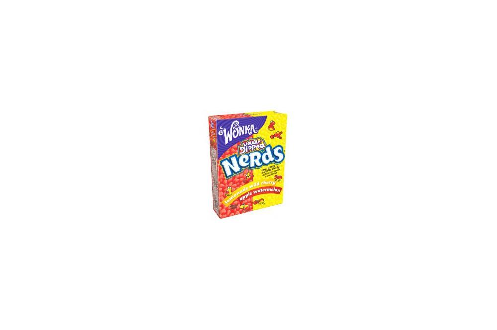 Wonka Nerds Citronade - Cerises sauvages