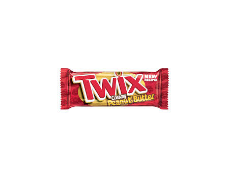 Twix Peanut Butter ( X18 )
