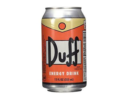 Duff Energy drink ( X24 )
