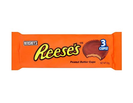 Reese's 3 Peanut Butter cup...