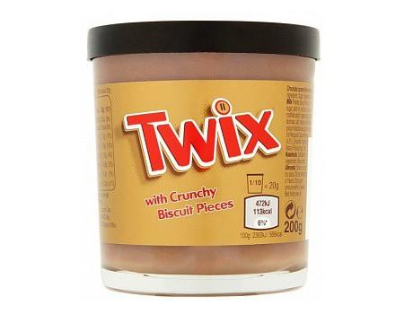 Pâte à tartiner Twix ( x6 )