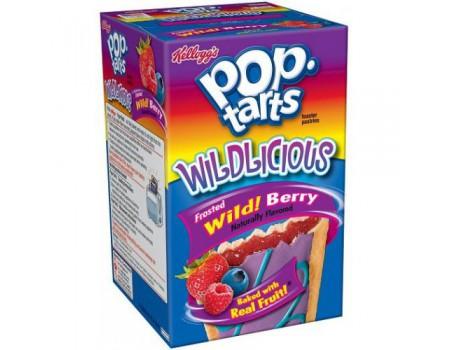 Kellog's PopTarts Wild Berry