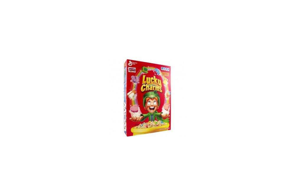 Céréales Lucky Charms 326g