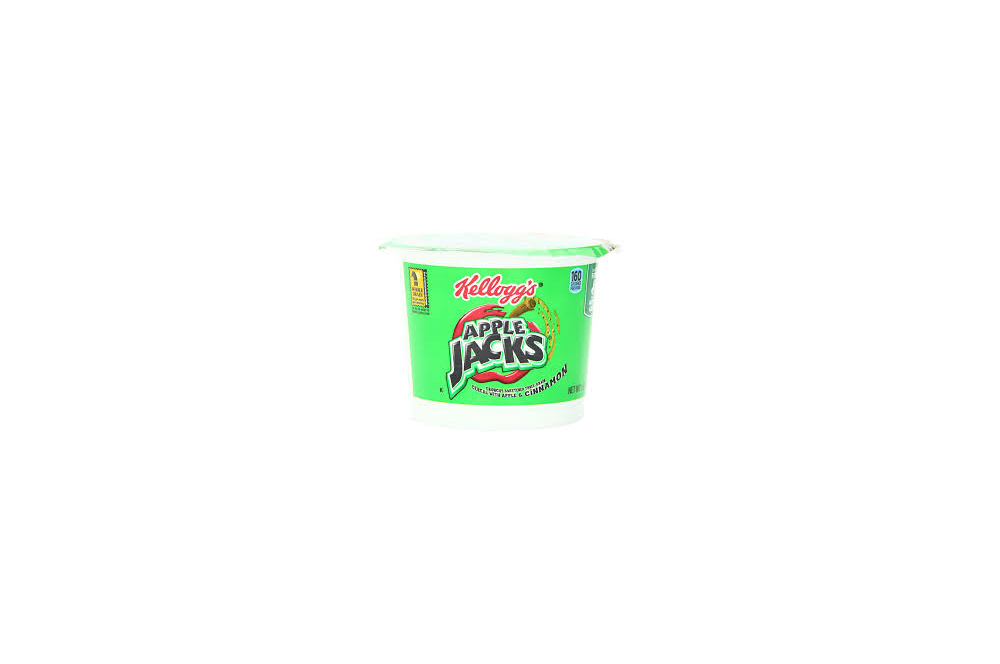 Kellog's Apple Jacks Cup