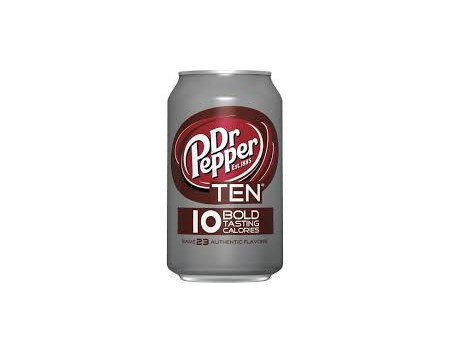 Dr Pepper 10 355ml  ( X12 )
