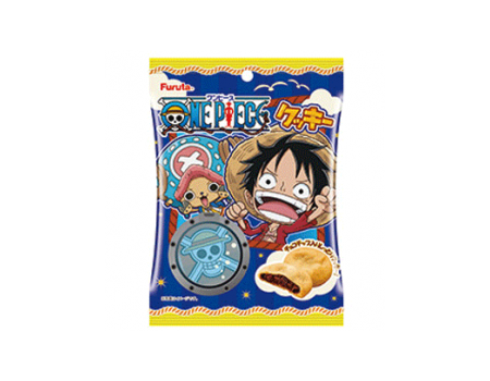 One Piece cookies 63g ( x10 )