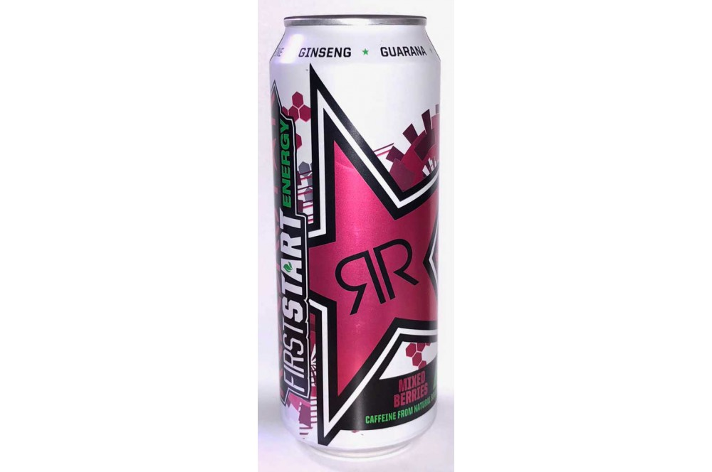 Rockstar Energy Drink Mixed Berry