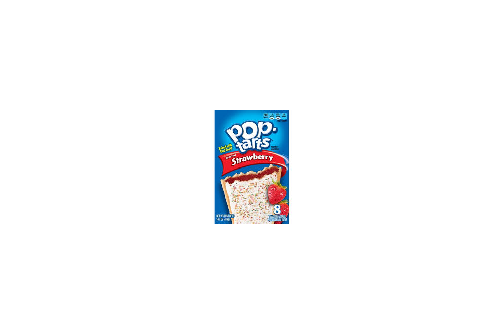 Kellog's PopTarts Strawberry