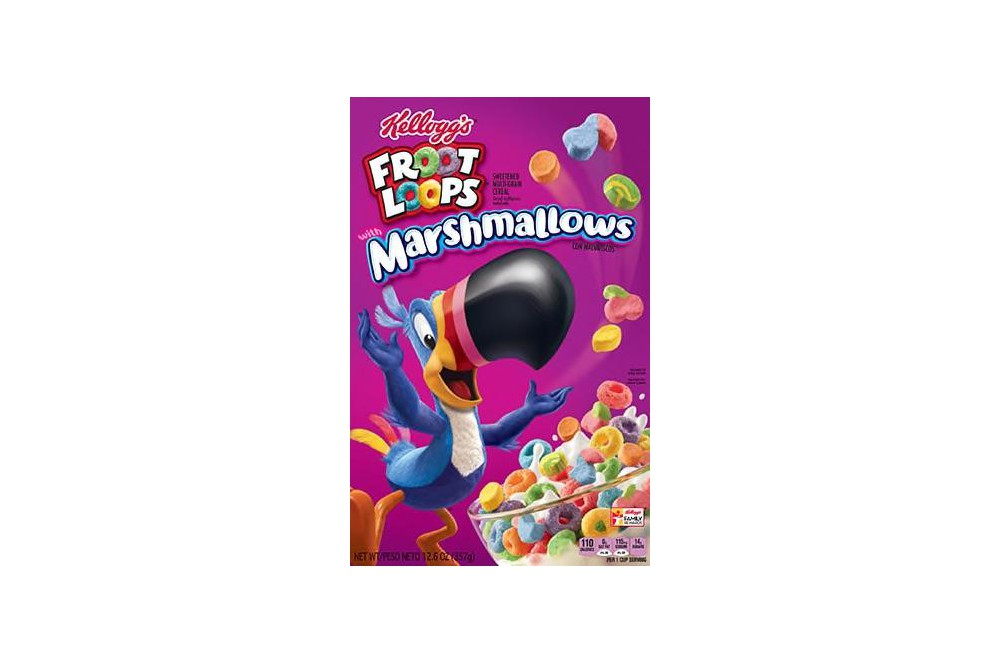 Céréales Froot Loops Marshmallow