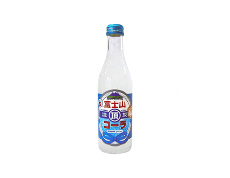 Mt Fuji Clear Cola