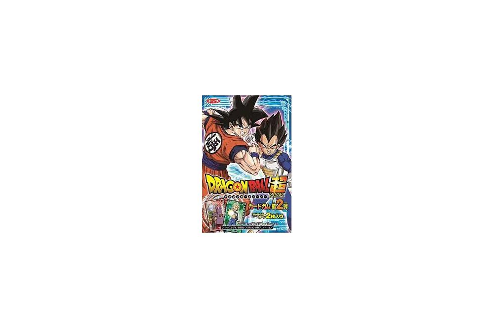 Dragon Ball Super Card Gum