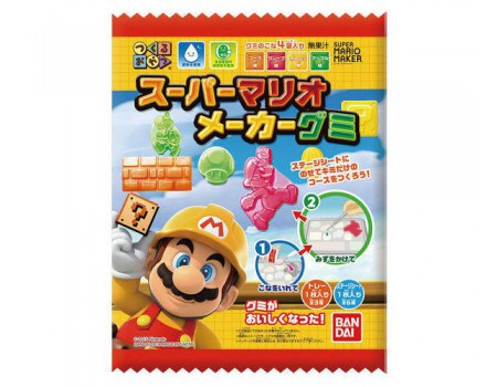 Kit Super Mario DIY gummy