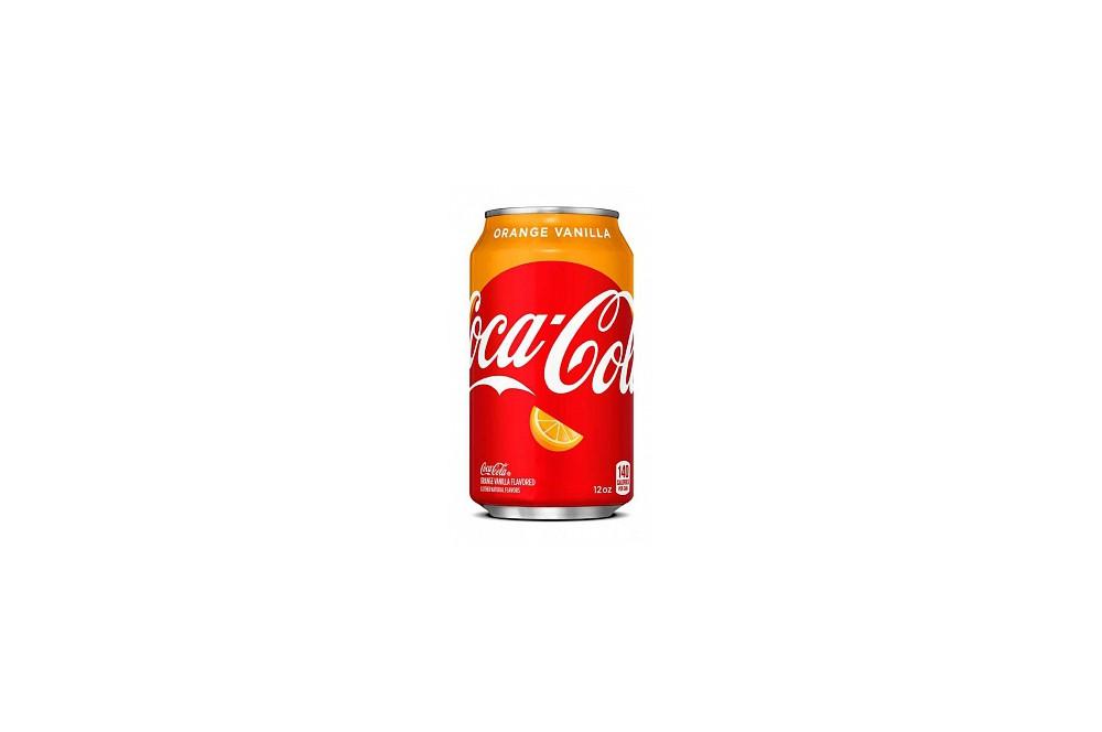 Coca-Cola Orange Vanille
