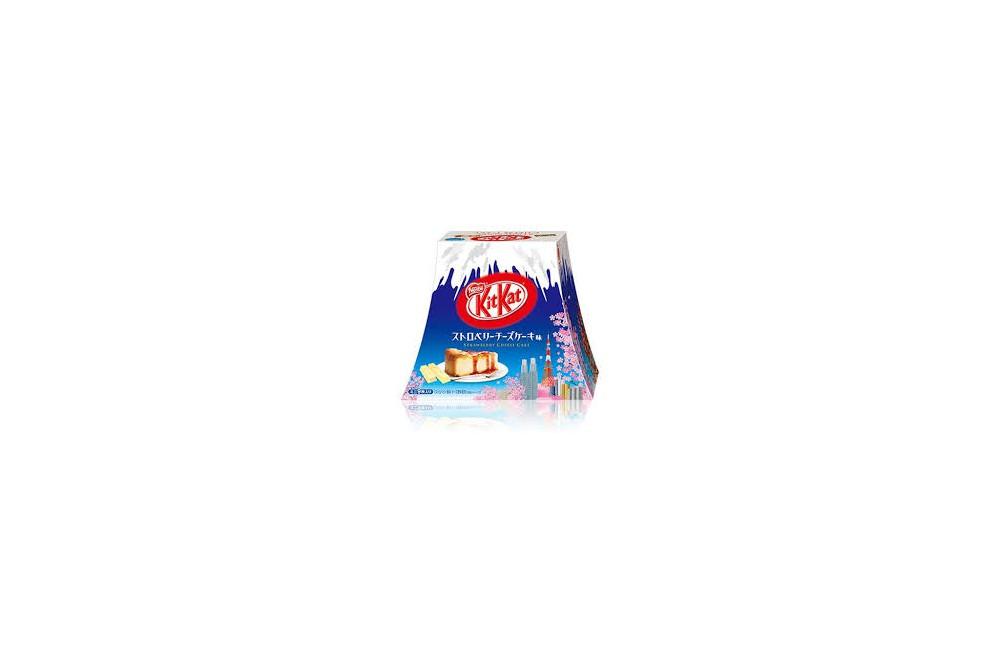 Kit Kat limited edition Mt Fuji