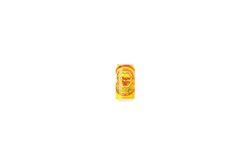 Soda Chupa Chups à l'orange