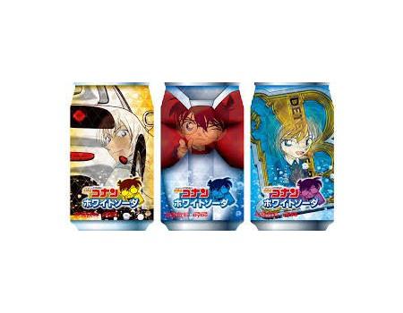 Detective Conan Soda