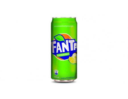 PROMO Fanta Fruit punch 330ml -20% ( x24 )
