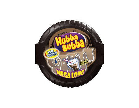 Hubba Bubba Cola Mega Long Tape