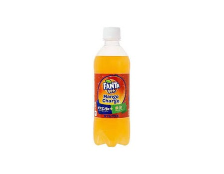 Fanta Mango Charge 490mL