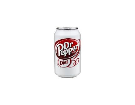 Dr Pepper Diet 355ml