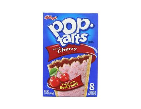Kellog's PopTarts Cherry