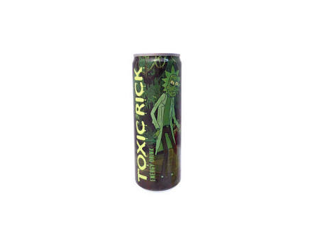 [NEW] Rick & Morty Toxic Rick Energy Drink