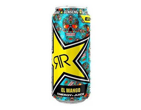 [NEW] Rockstar Baja Juiced Mango