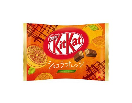Kit Kat mini chocolat /...