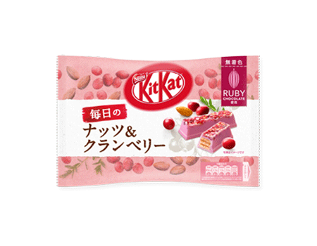 Kit Kat mini Nuts &...