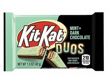 Kit Kat Duos Mint & Dark Chocolate