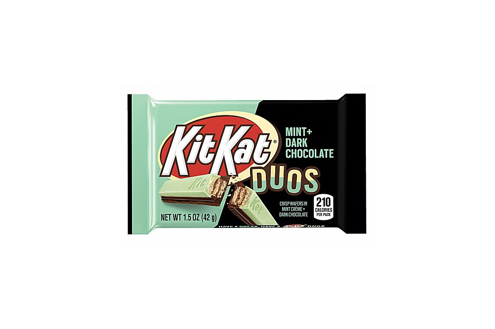 Kit Kat Duos Mint & Dark Chocolate