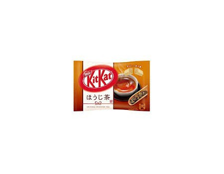 Kit Kat mini Houji - Cha limited edition (sachet de 12)