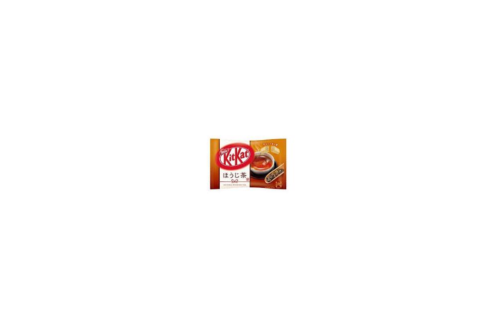 Kit Kat mini Houji - Cha limited edition (sachet de 12)