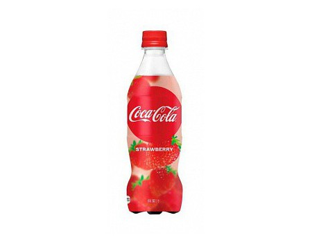 Coca Cola strawberry...
