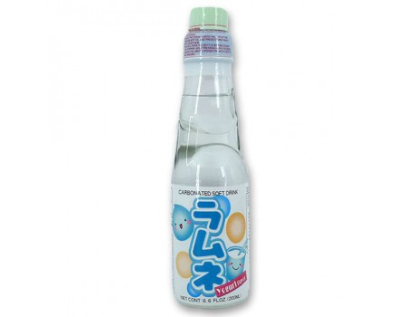 Ramune Yogurt