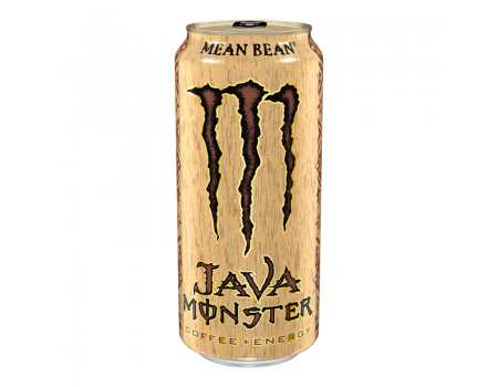 Monster Java Mean Bean ( x12 )