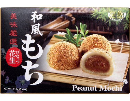 Peanut Mochi 210g ( x6 )