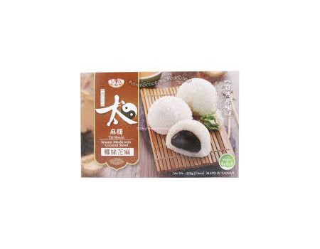 Sesame with Coconut Mochi 210g