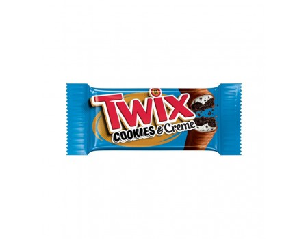 Twix Cookie & cream 36g