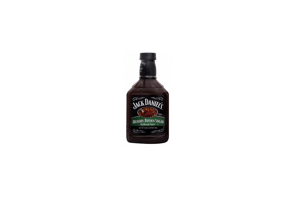 Jack Daniel's Hickory brown sugar barbecue sauce