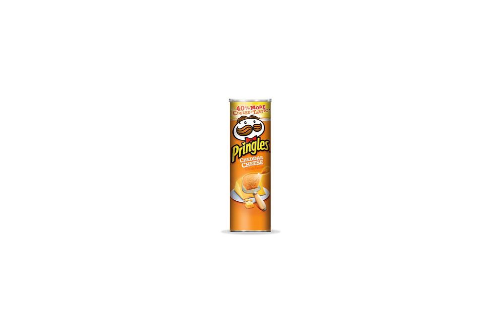 Pringles Cheedar Cheese