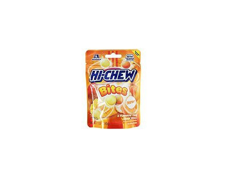 Hi-chew bites mango & orange