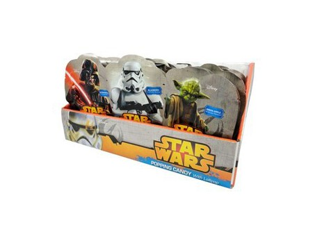 Star Wars popping Candy Bag