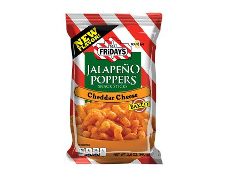 TGI Fridays Jalapeno Poppers Cheddar Cheese