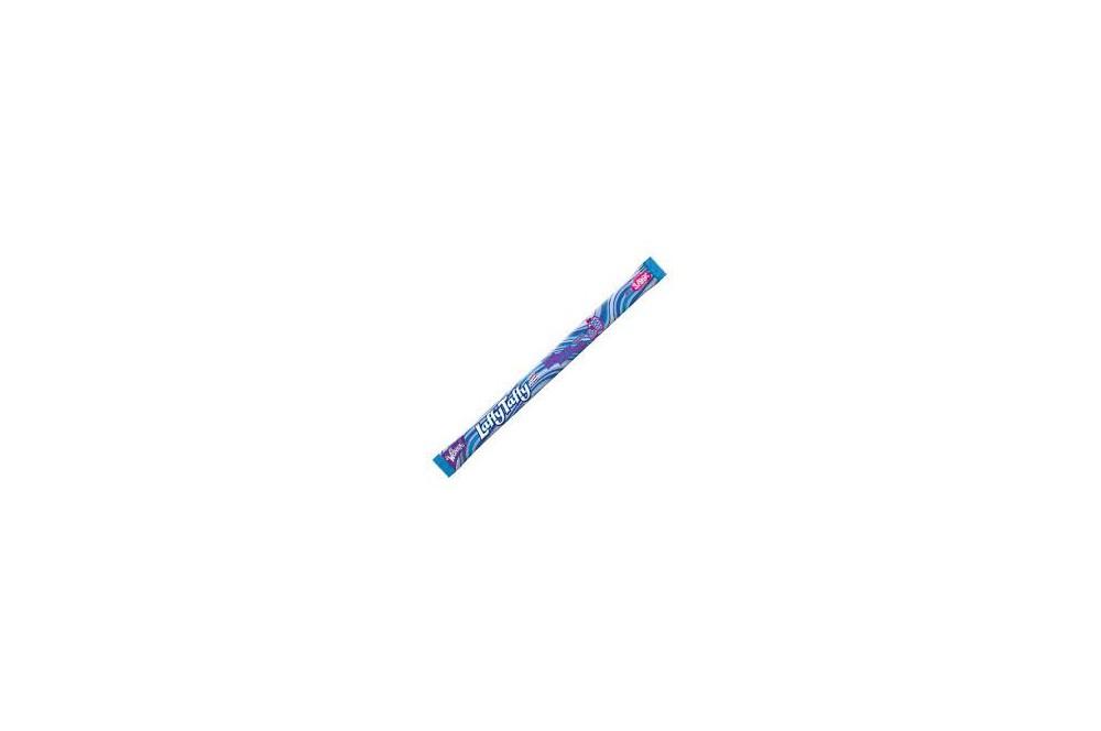 Laffy Taffy Rope, batônnet de bonbons à la framboise bleue
