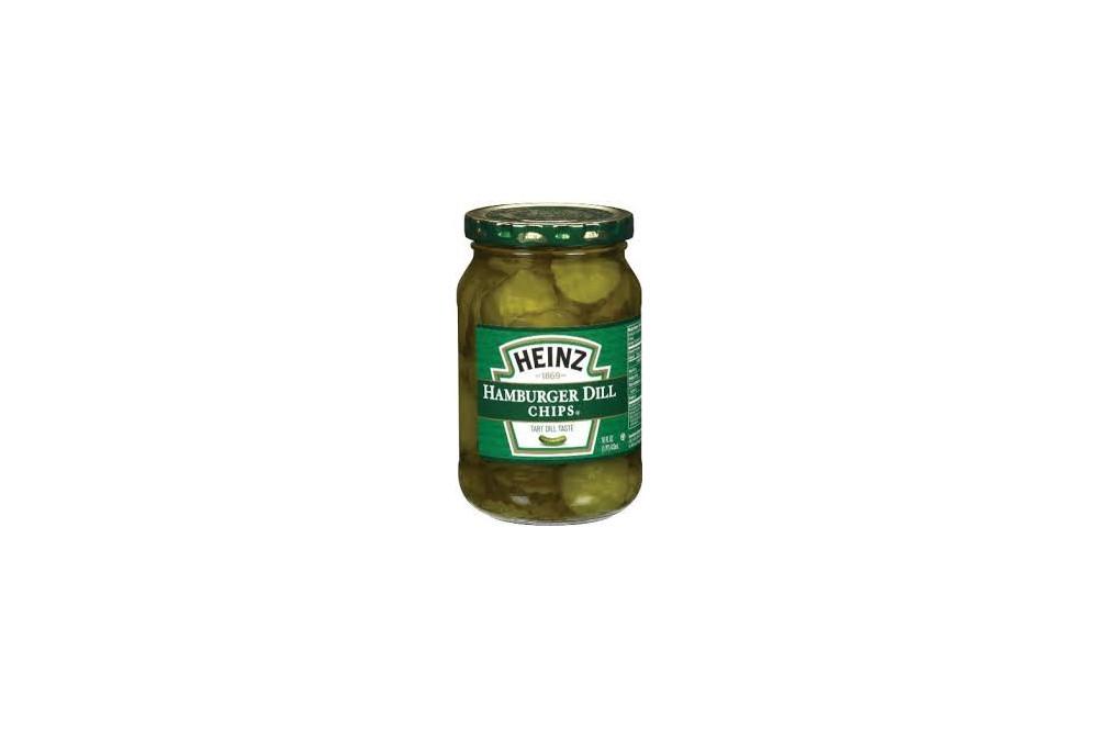 Heinz Cornichons Pickles pour Hamburgers