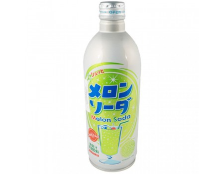 Ramu Melon soda bottle 500ml